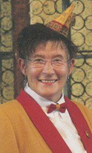 Ellen Reinfandt, Ehrenmitglied