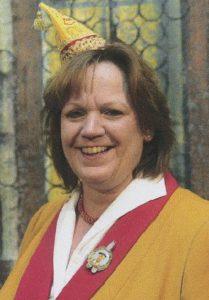 Andrea Klever, 1. Geschäftsführerin und Prinzenführerin