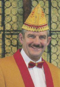 Peter Sievernich, Vizepräsident und 2. Vorsitzender
