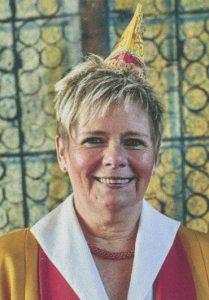 Ulrike Krause-Roth, 2. Kassiererin